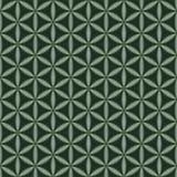 Abstract circle batik seamless pattern. Abstract pattern of indonesian batik Royalty Free Stock Photos