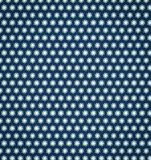 Abstract circle blue white pattern wallpaper Stock Photos