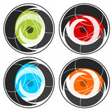 Abstract circle  Royalty Free Stock Images