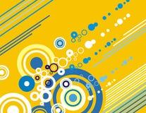 Abstract circle design Royalty Free Stock Image