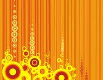 Abstract circle design Royalty Free Stock Photos
