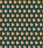 Abstract circle pattern Stock Image