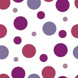 Abstract circle pattern background,  graphic illustration. stock images