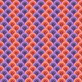 Abstract circle pattern wallpaper Stock Photo