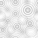 Abstract circle seamless background Royalty Free Stock Photo