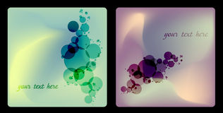 Abstract Circle Vector Background Royalty Free Stock Photo