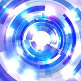 Abstract circle royalty free illustration