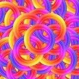 Abstract Circles Royalty Free Stock Images