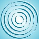 Abstract circles. Royalty Free Stock Photo