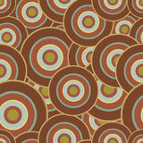 Abstract circles background. Royalty Free Stock Images