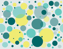Abstract circles background. Stock Photo