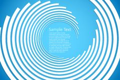 Abstract circles  background Royalty Free Stock Photo