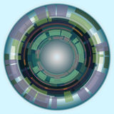 Abstract circles Stock Photos