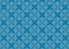 Abstract circles blue pattern background. Vector illustration vector illustration