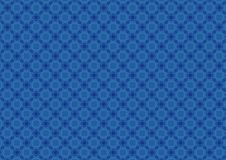 Abstract circles blue pattern background. Vector illustration stock illustration