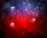 Abstract circles like bokeh effect Royalty Free Stock Images