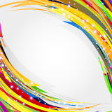 Abstract  circles lines background  for your text. Stock Image