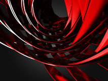 Abstract Circles Wallpeper Pattern Background. 3d Render Illustration Stock Photo