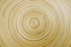 Abstract circles, wooden plate close view Stock Photo