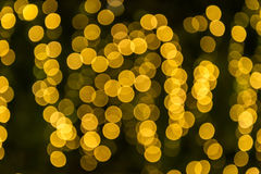 Abstract circular bokeh for background Royalty Free Stock Images
