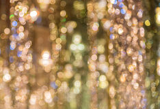 Abstract circular bokeh for background Stock Photo