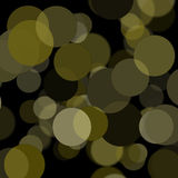 Abstract circular bokeh background. Abstract circular bokeh for background Stock Photos