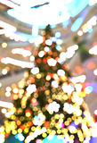 Abstract circular bokeh background. Of Christmaslight stock images