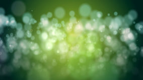Abstract circular bokeh background Royalty Free Stock Photos