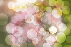 Abstract circular bokeh background of Flower. Abstract,circular, bokeh, background of Flower Stock Photography