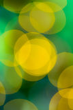 Abstract circular bokeh colors circles royalty free stock photos