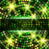 Abstract Circular Colorful Party Background. Vector illustration Stock Photos