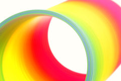 Abstract circular colors Stock Photo