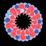 Abstract circular element Royalty Free Stock Image