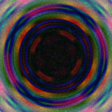 Abstract circular object resembling a celestial body Royalty Free Stock Images