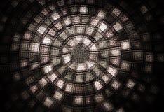 Abstract circular pattern Royalty Free Stock Images