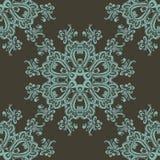 Abstract circular seamless pattern Royalty Free Stock Photography