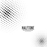 Abstract circular style halftone background. Illustration Royalty Free Stock Images
