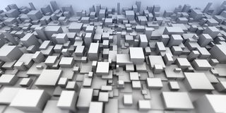 Abstract city Stock Images