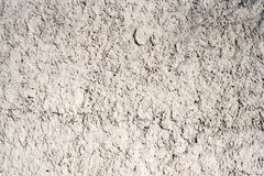 Abstract clean wall background in cement plaster splashes.  stock photography