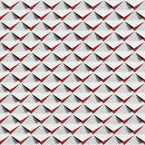 Abstract clippings stacked for seamless background Royalty Free Stock Photo