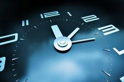 Abstract Clock Royalty Free Stock Image