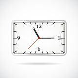 Abstract clock. Royalty Free Stock Images