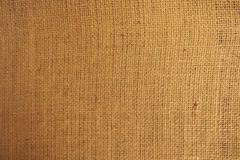 Abstract Closeup Of Old Hessian Wall Texture. Closeup of Hessian texture for background or texture overlays use royalty free stock photography
