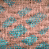 Abstract cloth background with color pattern Royalty Free Stock Photo