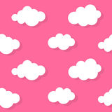 Abstract Cloud Background Vector Illustration Stock Photo
