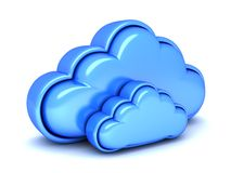 Abstract cloud Stock Image