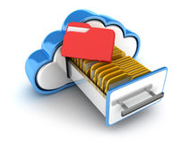 Abstract cloud Stock Photography