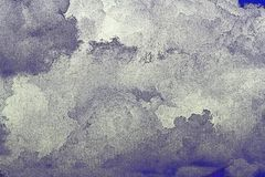 Abstract cloudy sky Stock Images