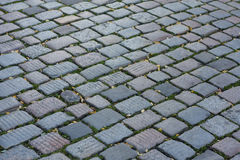 Abstract cobblestone background Royalty Free Stock Images