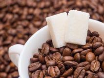 Abstract coffee theme Stock Photos